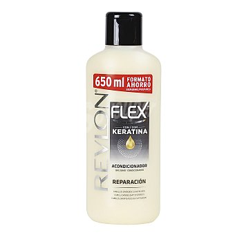 Flex Revlon Crema suavizante seco-normal con keratina Bote 650 ml