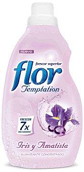 Flor Flor Suavizante Concentrado Temptation Rosas 55 lavados 55 lavado
