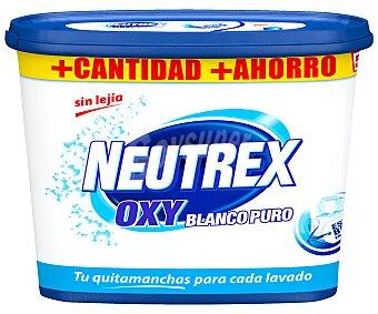 Neutrex Quitamanchas Blanco Puro Bote 588 gr
