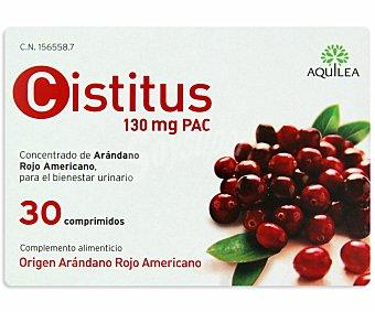 CISTITUS Complemento alimenticio, a base de concentrado de árandano rojo 30 Comprimidos