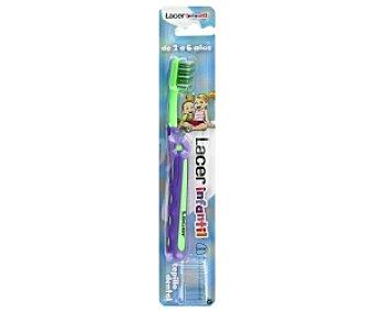 Lacer Cepillo dental Infantil de 2 a 6 años 1 Unidad