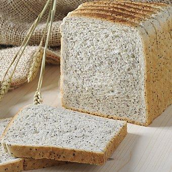 Pan de Molde con semilla de amapola 450 g