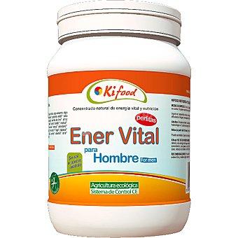 KIFOOD Concentrado natural de Ener Vital para hombre en perlas Envase 1 kg