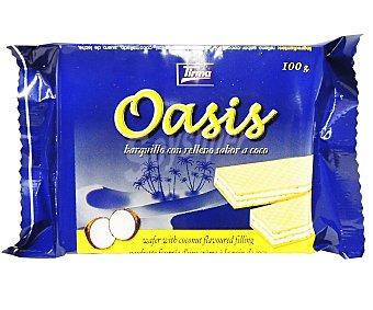 TIRMA Oasis Barquillo coco 100 gramos
