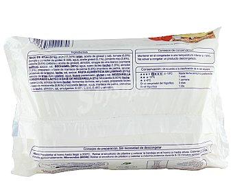 Auchan Lasaña de atún 525 gramos