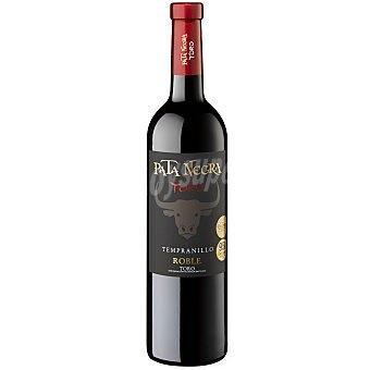 Pata Negra Vino tinto roble DO Toro botella 75 cl Botella 75 cl