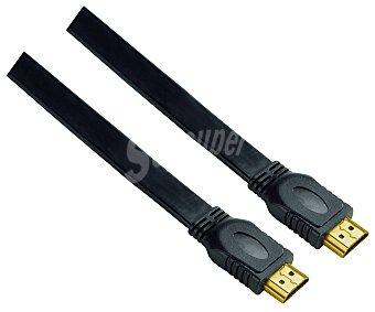 QILIVE HDMI-HDMI Cable qilive de hdmi macho a hdmi macho de 1metro, terminales dorados 1M