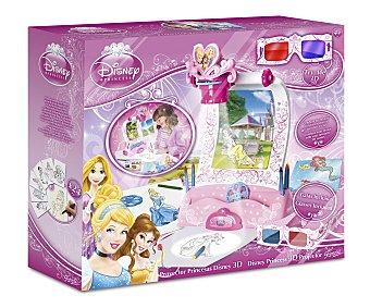 Disney Proyector Mágico 3D Princesas 1 Unidad