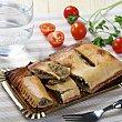 Empanada pollo champiñon 200 gr Carrefour