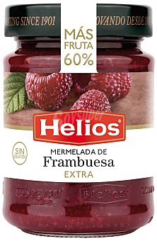 Helios Mermelada frambuesa Tarro 340 g