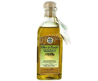 Olivo de cambil Aceite de oliva virgen extra 500 ml