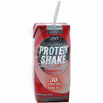 QNT Delicious Whey Protein Sabor frambuesa Envase 330 ml