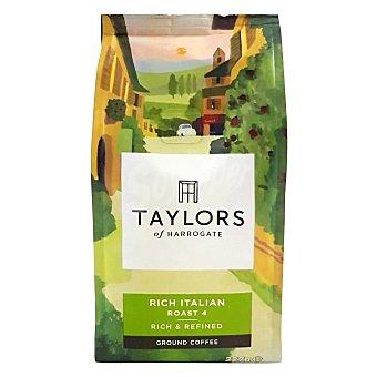 Taylors Café molido natural Rich Italian intensidad 4 Paquete 227 g