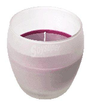 ORIENTAL Vaso con vela perfumada spa