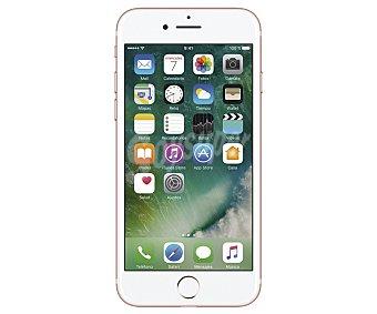 """iOS Smartphone libre iphone 7 oro rosa, procesador: A10, almacenamiento: 32GB, pantalla: 4.7"""" 1334 x 750px, cámara: 12 Mpx, conectividad , sensor de huella dactilar, 10 4G"""