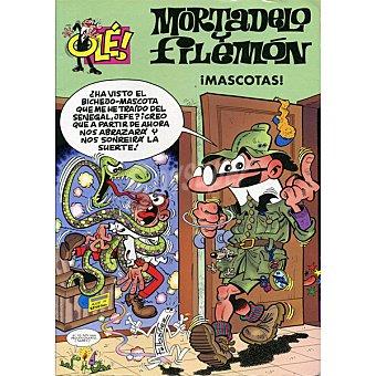 Olé Mortadelo Y Filemón, Nº 163 ¡mascotas!
