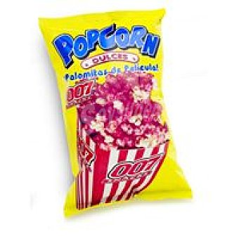 007 Snacks Pop corn dulce Bolsa 90 g