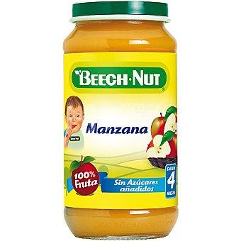 BEECH-NUT tarrito de manzana 100% fruta sin azúcares añadidos tarro 250 g