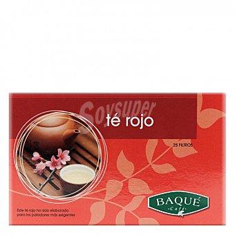 Café Baqué Té rojo en Bolsitas 25 ud