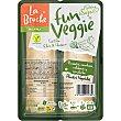 Fun Veggie flautas vegetales 2 unidades Envase 250 g La Broche