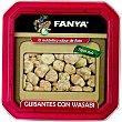 Guisantes con wasabi Tarrina 100 g Fanya