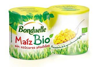Bonduelle Maíz bio Pack 2 x 140 g