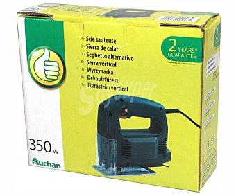 Productos Económicos Alcampo Sierra de calar de 350 Watios, con grosor máximo de corte de 55 milímetros 1 unidad