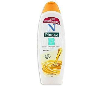 NB Palmolive Gel de ducha en crema con miel y leche de almedra 1 l