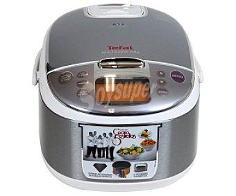 TEFAL MULTICOOK PRO Robot de cocina RK704E20, 680w, 12 programas automáticos para cocinar y función de recalentamiento,