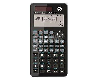 HP Calculadora científica con pantalla LCD de 4 líneas y 15 caracteres, 315 funciones programables, editor de tablas y resumenes de estadística. Funcionamiento a pilas (1 LR44 incluida) 1 unidad