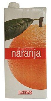 Hacendado Zumo naranja Brick 1 l
