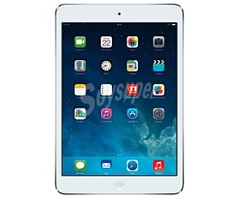"APPLE iPAD MINI 2 ME279TY/A Tablets con pantalla retina 7,9"" Plata, procesador: A7, Ram: 1GB, almacenamiento: 16GB, , resolución: 2.048 x 1.536, cámara frontal"