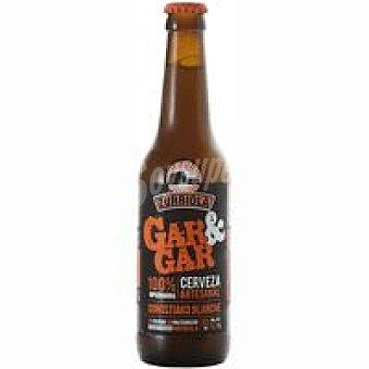 GAR & GAR Cerveza Zurriola Botellín 33 cl