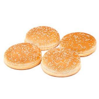 Pan de hamburguesa 2 unid