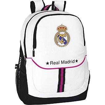 REAL MADRID Mochila adaptable a carro y con espaldera acolchada