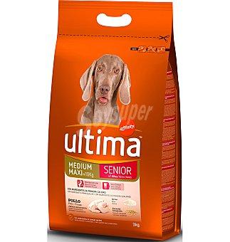 Ultima Affinity Comida perros Dog Senior 3000 g