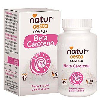 ECOCESTA/NATURCESTA Beta caroteno Naturcesta ápsulas 90 c