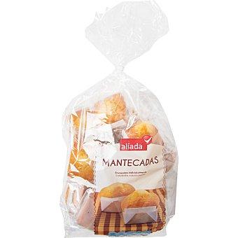 Aliada mantecadas bolsa 600 g