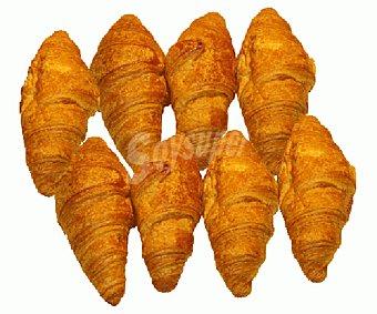 Bolleria Croissant Margarina de Girasol 100% Pack de 8x360g