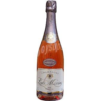 LOUIS MASSING Champagne rosé premier cru Botella 75 cl