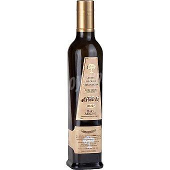 ARBOLEDA Aceite de oliva virgen extra D.O. Bajo Aragón Botella 500 ml