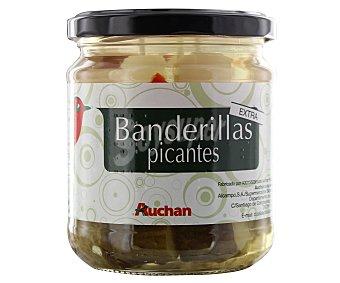 Auchan Banderillas picantes extra Frasco de 160 grs