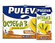 Leche Desnatada Omega 3 nueces Pack 6 x 1 l Puleva Omega 3