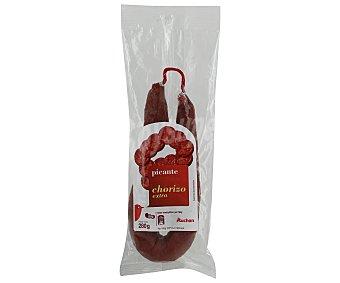 Auchan Sarta de chorizo picante de calidad extra 280 gr