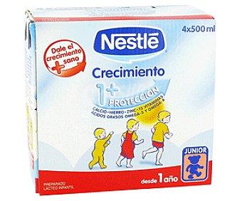 Nestlé Leche de Crecimiento 4x500ml