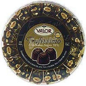 Valor Trufissimo negro 70% Caja 165 g