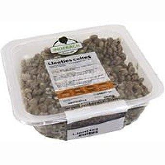Inderach Lentejas cocidas Bandeja 250 g