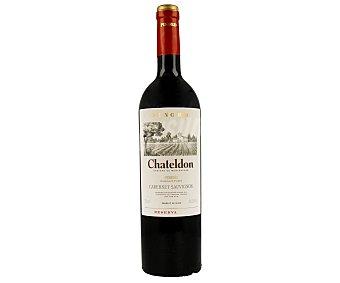 Chateldon Vino Tinto Reserva Cabernet Botella 75 cl