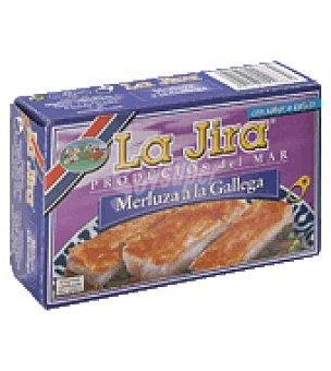 La Jira Merluza a la gallega 70 g