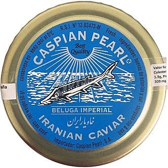Caspian Pearl Caviar beluga imperial tarro 50 g tarro 50 g